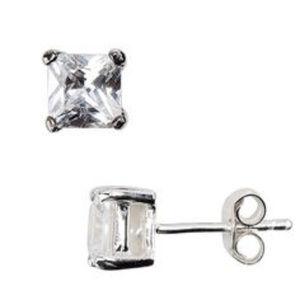 P1304 Silpada Sterling Silver NOBLE Earrings (b)